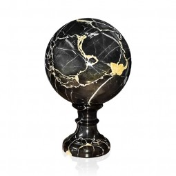 Sphere in Black Portoro...