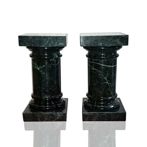 fermalibri-colonne-in-marmo-verde-alpi-made-in-Italy-marble-bookends-cosebelleantichemoderne